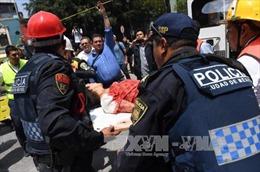 Số người chết trong vụ động đất tại Mexico tăng lên 138 người