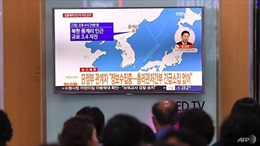Trận động đất ở Triều Tiên có thực sự là hệ quả của một vụ thử bom hạt nhân?