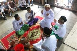 Độc đáo Lễ tạ ơn đồng bào dân tộc Chăm