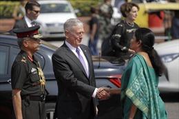 Bộ trưởng Quốc phòng Mỹ cam kết phối hợp với Ấn Độ ngăn chặn khủng bố
