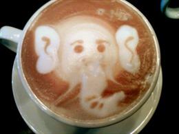 50 USD cho một tách cà phê voi