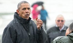Chuyến thăm nhiều kỷ niệm của ông Obama tại Alaska