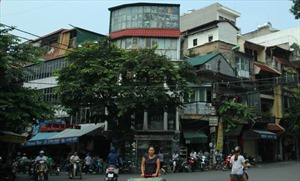 Áp lực bảo tồn nhà trong phố cổ Hà Nội