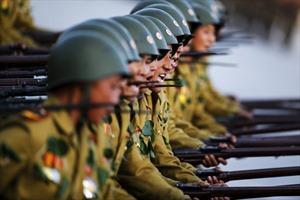 """Khám phá quân đội """"bí ẩn"""" của Triều Tiên"""