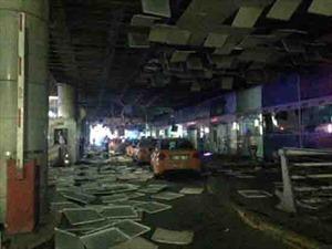 Khoảnh khắc nổ bom liều chết rung chuyển sân bay Ataturk