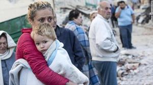 247 người thiệt mạng, cứu hộ động đất Italy chạy đua với thời gian