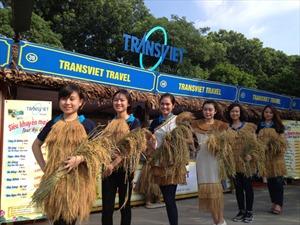 Nhiều hoạt động hấp dẫn tại Liên hoan Du lịch Làng nghề