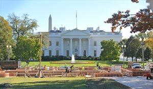 Nước Mỹ sẵn sàng cho lễ nhậm chức của Tổng thống đắc cử Donald Trump