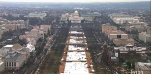Sự khác biệt trong lễ nhậm chức của ông Trump và người tiền nhiệm Obama