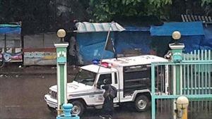 Phiến quân giương cờ IS, nổi loạn trên đảo của Philippines