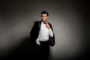 Giải vàng siêu mẫu Nguyễn Hữu Long tham dự cuộc thi Siêu mẫu nam thế giới