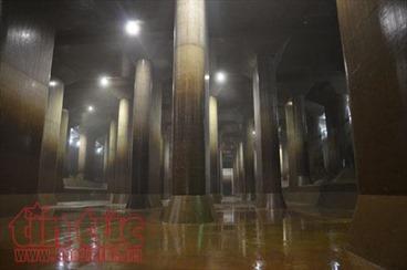 Mục sở thị hệ thống thoát nước ngầm đô thị thủ đô Tokyo