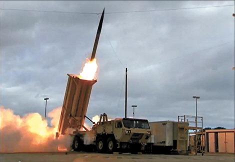 Hàn-Mỹ bắt đầu bàn việc triển khai hệ thống tên lửa THAAD