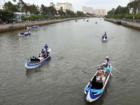 Tìm giải pháp thúc đẩy du lịch đường sông