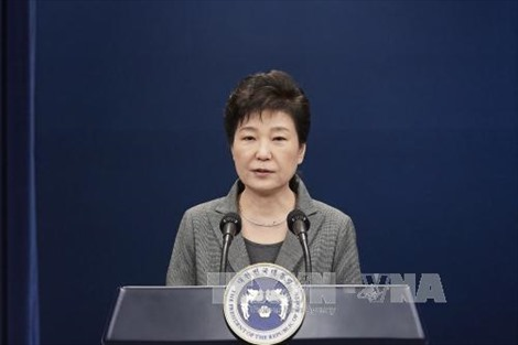 Tổng thống Hàn Quốc đối mặt với thẩm vấn trong tháng 2