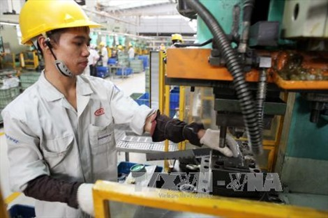 Nhu cầu tuyển dụng lao động vào các khu công nghiệp còn rất lớn