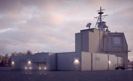 Radar Mỹ có thể quét toàn bộ lãnh thổ Nga
