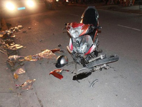 """Một du khách Argentina tử nạn khi """"phượt"""" bằng xe máy tại Tuyên Quang"""