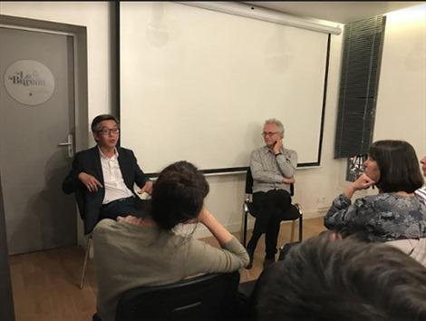 Tọa đàm và chiếu phim về Biển Đông tại Pháp