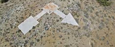 Giải mã bí ẩn những mũi tên khổng lồ khắp nước Mỹ