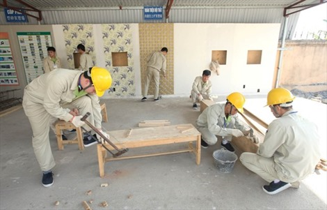 Rà soát, lên phương án hỗ trợ lao động Việt Nam tại Qatar
