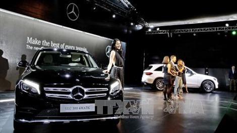 C-Class và GLC: Hai mẫu xe bán chạy nhất của Mercedes-Benz