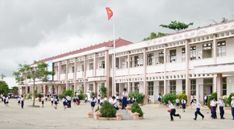 Năm học mới, Bình Dương tăng thêm 26.000 học sinh
