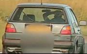 Không cầm vôlăng, tài xế bị cấm lái xe 1 năm