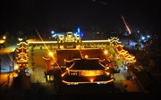 Khánh thành ngôi chùa có toà chính điện lớn nhất Việt Nam
