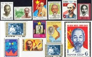 Sri Lanka phát hành bộ tem Hồ Chí Minh