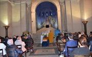 Tổ chức trang trọng tang lễ họa sĩ Lê Bá Đảng tại Paris