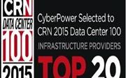 CyberPower lần 3 vào Top 20 Nhà cung cấp thiết bị hạ tầng hàng đầu thế giới 2015