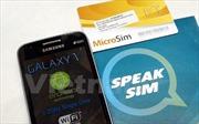 SIM điện thoại dành cho người khiếm thị