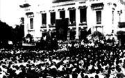 Cách mạng tháng Tám - điểm khởi đầu của tiến trình hội nhập quốc tế