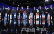 Điểm nhấn trong cuộc tranh luận đầu tiên của ứng cử viên Cộng hòa