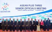 ASEAN đoàn kết vì tương lai  thịnh vượng