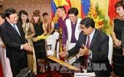 Tổng thống Venezuela kết thúc tốt đẹp chuyến thăm Việt Nam