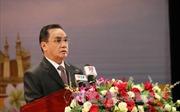 Việt Nam và Lào nguyện xây đắp mối quan hệ hữu nghị truyền thống
