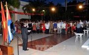 Kỷ niệm Cách mạng Tháng Tám và Quốc khánh 2/9 tại Cuba