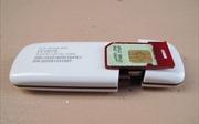 USB EDGE của Viettel có lắp được SIM 3G