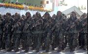 Iran khẳng định sức mạnh quân sự qua duyệt binh