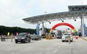 Thông xe thêm 52,5 km cao tốc Hà Nội-Hải Phòng