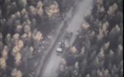 Phát hiện IS giấu vũ khí gần nhà dân