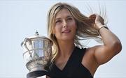 """Khát vọng của """"búp bê Nga"""" Sharapova"""