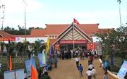 Khánh thành khu bảo tồn văn hóa dân tộc S'tiêng Sóc Bom Bo
