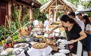 """Món """"quà quê"""" đạt giải nhất Tôn vinh Ẩm thực Việt"""