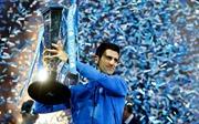 Djokovic lập kỷ lục tại ATP World Tour Finals