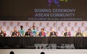 Cộng đồng Văn hóa-Xã hội ASEAN – tạo dựng bản sắc dân tộc