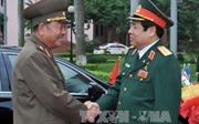 Việt Nam và Triều Tiên thúc đẩy quan hệ trong lĩnh vực quốc phòng