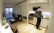 Khám phá căn hộ mini ở New York
